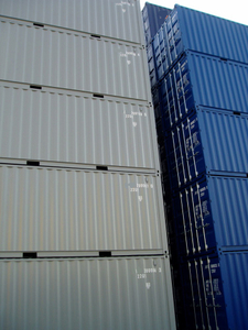 40GP CONTAINER