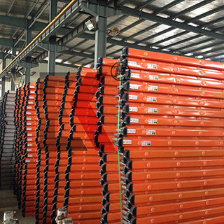 Building Materials Scaffolding Steel Straight Ladder Beam HDG