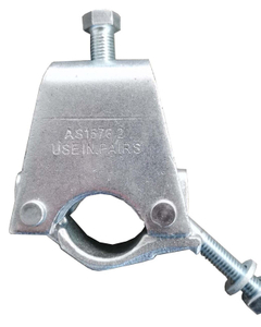 Drop Forged Scaffolding Beam Clamp Girder Coupler