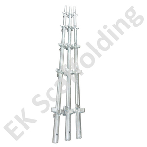 Galvanized Standard Painted Vertical Kwikstage Scaffolding System