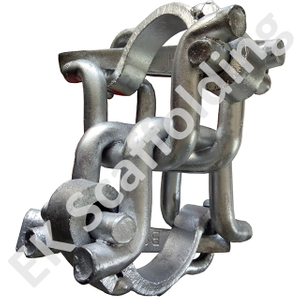 Holland Drop Forged Scaffolding Double Fixed Coupler