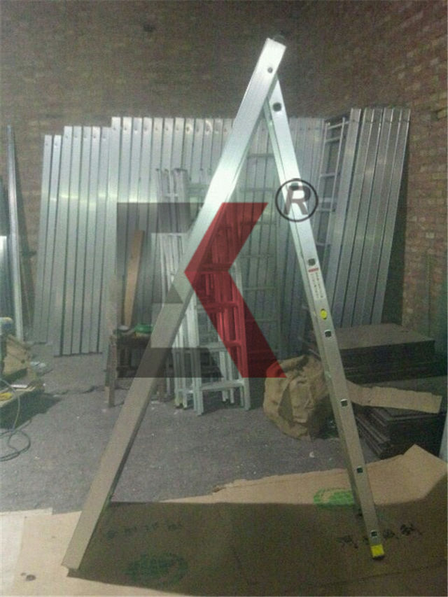 Internal Access Plywood Scaffolding Aluminium Plank With Trapdoor