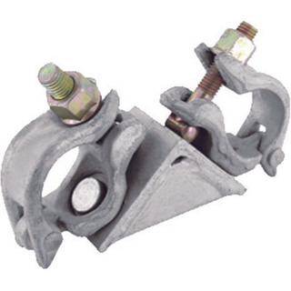 Coupler with Welded Angle Iron