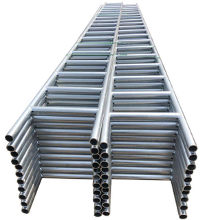 Scaffold Girder Scaffolding Straight Steel Ladder Beam