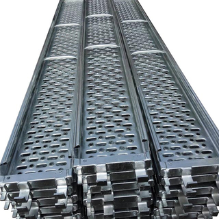 BS Galvanized Scaffolding Hook Planks