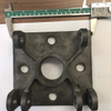 Scaffolding Casting Base Plate Jack Nut for Construction