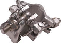 American Type Heavy Duty Double Coupler