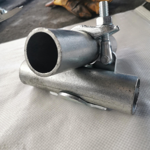 BS1139 Galvanized Drop Forged Putlog Coupler