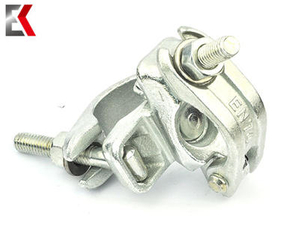 Drop Forged Scaffolding Electro-Galvanzied Swivel Coupler