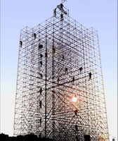 What is Scaffolding? Its Types, Parts Used in Construction.