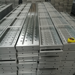 240mm Galvanize Scaffolding Walk Boards for Construction