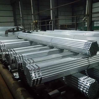 48.3 Steel Tube HDG Scaffolding Pipe