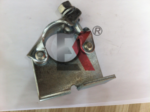Scaffolding Drop Forged Board Retaining Scaffold Clamp Coupler