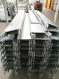 Hot Dip Galvanized Ringlock Scaffolding Walk Boards with Hook