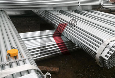 Hot-dip Galvanized Scaffolding Pipe