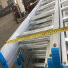 Scaffolding Aluminium Straight Ladder for Construction