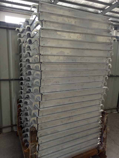 Walk Boards Scaffolding Deck Aluminium Plank with Hook