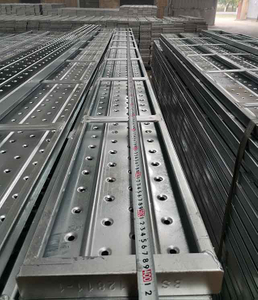 Galvanized Metal Deck Scaffolding Walk Boards
