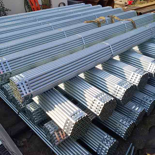 Galvanized Tube HDG Scaffolding Pipe