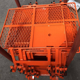 Powder Coated Scaffolding Steel Safety Access for Building