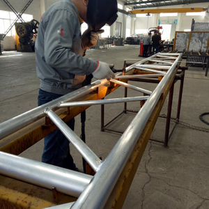 Scaffolding Aluminum Alu Straight Beam for Construction Building