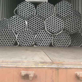 Galvanized Tube Q355 Scaffolding Pipe
